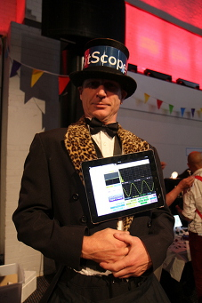 Ian from BitScope :-)