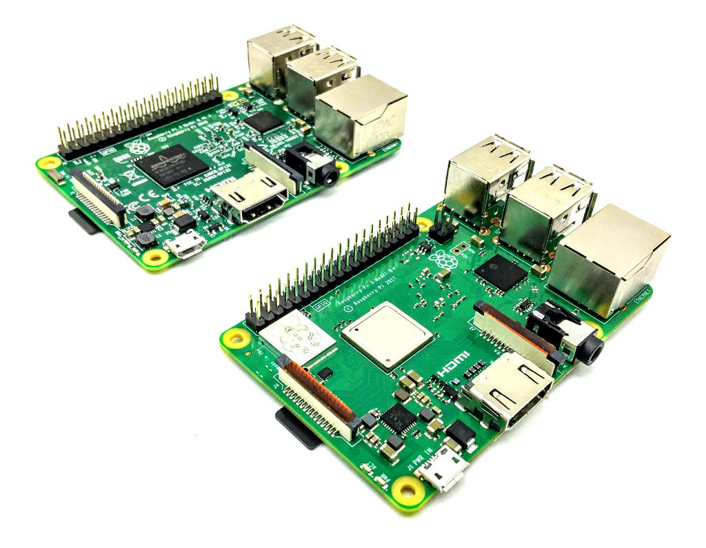 Bitscope Blade And Raspberry Pi Circuit Board 3 Vs
