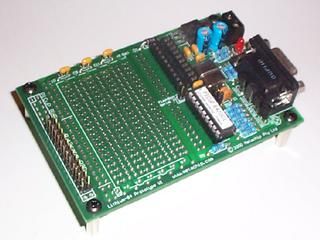 PICuP ProtoBoard