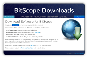 BitScope Micro Analyzer
