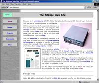 Original BitScope Website.