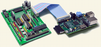 High speed data acquisition with Raspberry Pi