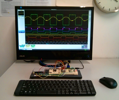 Electronic Projects Lab for Raspberry Pi.