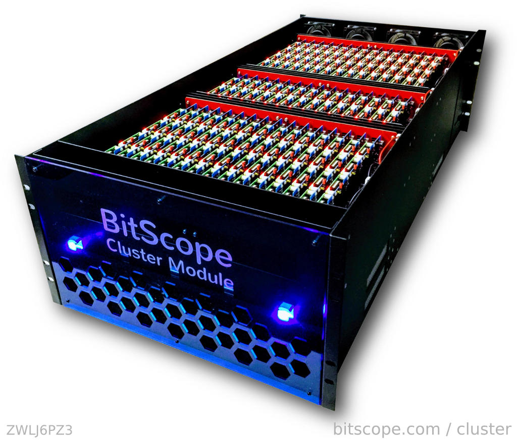 BitScope Blade Reloaded at element14
