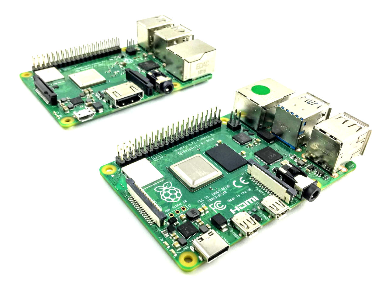 Raspberry Pi 4 Vs Raspberry Pi B3+