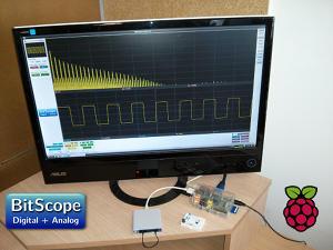 BitScope Raspberry Pi Oscilloscope | Test, Measurement and Data