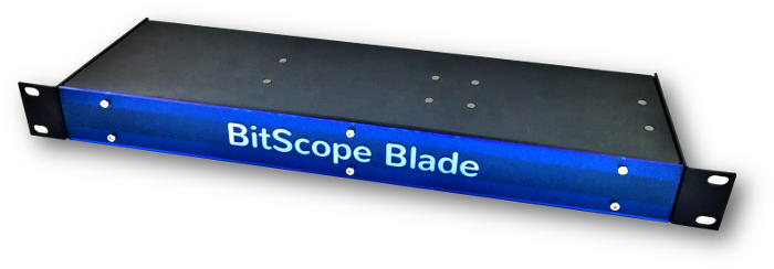 Bitscope Blade Power Amp Mounting Solutions For Raspberry Pi